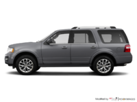 2017 Ford Expedition LIMITED | Photo 1 | Magnetic Metallic