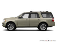2017 Ford Expedition LIMITED | Photo 1 | White Gold Metallic