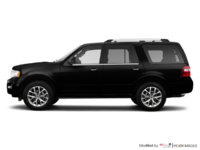 2017 Ford Expedition LIMITED | Photo 1 | Shadow Black