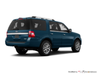 2017 Ford Expedition LIMITED | Photo 2 | Blue Jeans Metallic