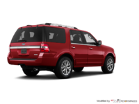 2017 Ford Expedition LIMITED | Photo 2 | Ruby Red Metallic
