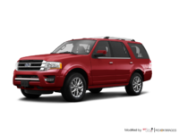 2017 Ford Expedition LIMITED | Photo 3 | Ruby Red Metallic