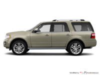 2017 Ford Expedition PLATINUM | Photo 1 | White Gold Metallic