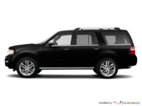 2017 Ford Expedition PLATINUM | Photo 1 | Shadow Black