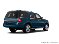 2017 Ford Expedition PLATINUM | Photo 2 | Blue Jeans Metallic