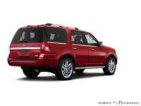 2017 Ford Expedition PLATINUM | Photo 2 | Ruby Red Metallic