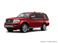 2017 Ford Expedition PLATINUM | Photo 3 | Ruby Red Metallic