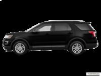 2017 Ford Explorer XLT | Photo 1 | Shadow Black