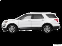 2017 Ford Explorer XLT | Photo 1 | White Platinum