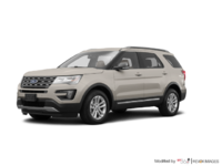 2017 Ford Explorer XLT | Photo 3 | White Gold