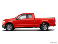 2017 Ford F-150 LARIAT | Photo 1 | Race Red