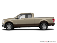2017 Ford F-150 LARIAT | Photo 1 | White Gold/Caribou