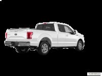 2017 Ford F-150 LARIAT | Photo 2 | White Platinum Metallic