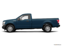 2017 Ford F-150 XL | Photo 1 | Blue Jeans Metallic