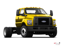 2017 Ford F-650 SD Gas Pro Loader | Photo 1 | Bold Yellow