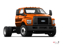 2017 Ford F-650 SD Gas Pro Loader | Photo 1 | Tangier Orange
