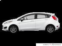 2017 Ford Fiesta Hatchback SE | Photo 1 | White Platinum