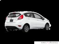 2017 Ford Fiesta Hatchback SE | Photo 2 | White Platinum