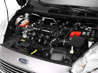 2017 Ford Fiesta Hatchback TITANIUM