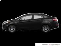 2017 Ford Fiesta Sedan SE | Photo 1 | Shadow Black