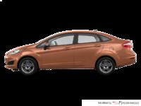 2017 Ford Fiesta Sedan SE | Photo 1 | Chrome Copper