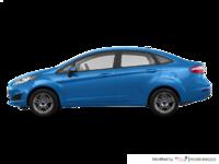2017 Ford Fiesta Sedan SE | Photo 1 | Blue Candy