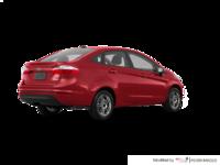 2017 Ford Fiesta Sedan SE | Photo 2 | Ruby Red