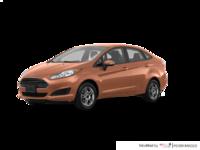 2017 Ford Fiesta Sedan SE | Photo 3 | Chrome Copper