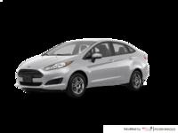 2017 Ford Fiesta Sedan SE | Photo 3 | Ingot Silver