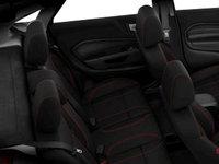 2017 Ford Fiesta Sedan SE | Photo 2 | Charcoal Black Unique Cloth Bolster w/Red Seat Stitching