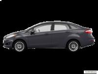 2017 Ford Fiesta Sedan TITANIUM | Photo 1 | Magnetic