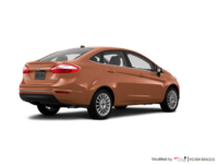 2017 Ford Fiesta Sedan TITANIUM | Photo 2 | Chrome Copper