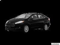 2017 Ford Fiesta Sedan TITANIUM | Photo 3 | Shadow Black