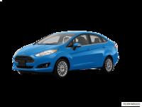 2017 Ford Fiesta Sedan TITANIUM | Photo 3 | Blue Candy