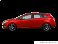 2017 Ford Focus Hatchback SE | Photo 1 | Race Red