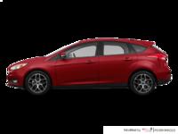 2017 Ford Focus Hatchback SE | Photo 1 | Ruby Red
