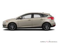 2017 Ford Focus Hatchback SE | Photo 1 | White Gold
