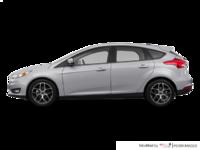 2017 Ford Focus Hatchback SE | Photo 1 | Ingot Silver