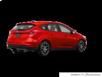 2017 Ford Focus Hatchback SE | Photo 2 | Race Red