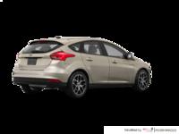 2017 Ford Focus Hatchback SE | Photo 2 | White Gold