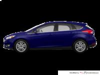 2017 Ford Focus Hatchback TITANIUM | Photo 1 | Kona Blue