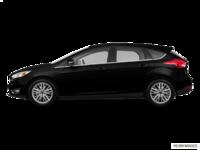 2017 Ford Focus Hatchback TITANIUM | Photo 1 | Shadow Black