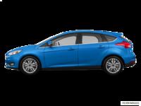 2017 Ford Focus Hatchback TITANIUM | Photo 1 | Blue Candy