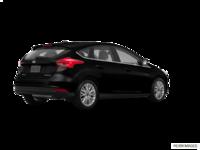 2017 Ford Focus Hatchback TITANIUM | Photo 2 | Shadow Black
