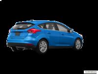 2017 Ford Focus Hatchback TITANIUM | Photo 2 | Blue Candy