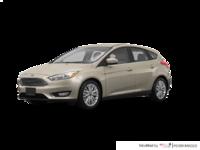 2017 Ford Focus Hatchback TITANIUM | Photo 3 | White Gold