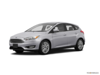 2017 Ford Focus Hatchback TITANIUM | Photo 3 | Ingot Silver