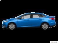 2017 Ford Focus Sedan TITANIUM | Photo 1 | Blue Candy Metallic