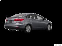 2017 Ford Focus Sedan TITANIUM | Photo 2 | Magnetic Metallic