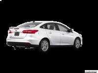 2017 Ford Focus Sedan TITANIUM | Photo 2 | White Platinum Metallic